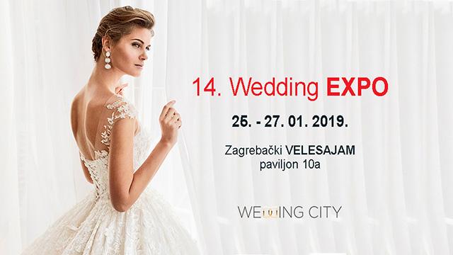 14. Wedding EXPO na Zagrebačkom Velesajmu